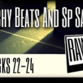 Crunchy Beats and SP Samples Pack by Raw Cutz