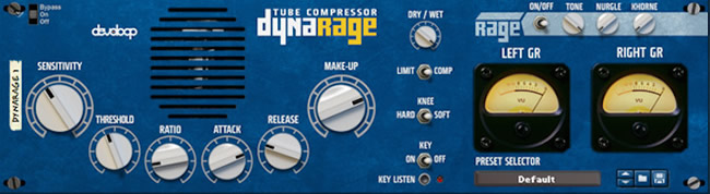 DynaRage Reason Rack Extension