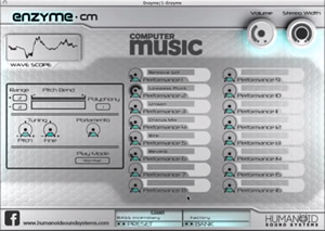 Enzyme Player Free Synth Plugin