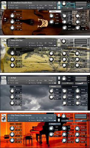Free Kontakt Libraries Released by Bigcat Instruments