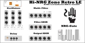 Hi-NRG Zone Retro LE Free VST