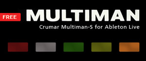 Multiman Ableton Live Pack