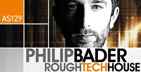 Philip Bader Rough Tech House Sample Pack