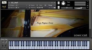 Pop Piano Free Kontakt Sample Library