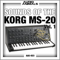 Korg MS 20 Analogue Samples