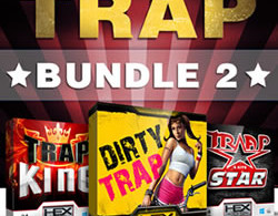 Trap Bundle 02 – Sample Packs Collection by Hex Loops