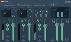 Voicemeeter Virtual Mixing Console