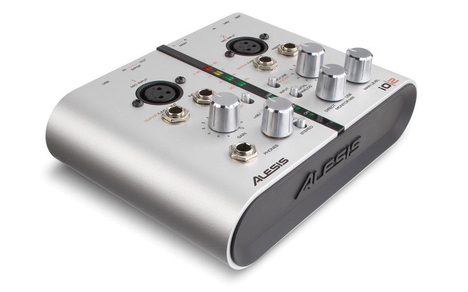 Alesis IO2 Express USB Audio Interface