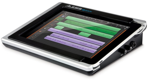 Alesis iO Dock Audio Interface for iPad