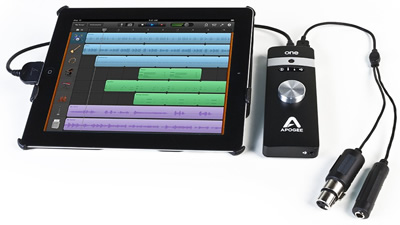 Apogee ONE Audio Interface for iPad