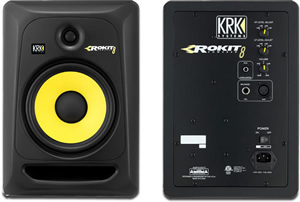 KRK Rokit 8 G3 Monitor Speakers
