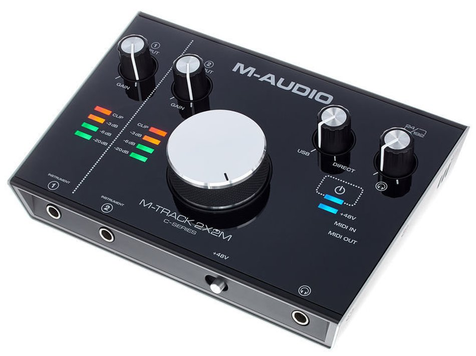 M-Audio M-Track USB