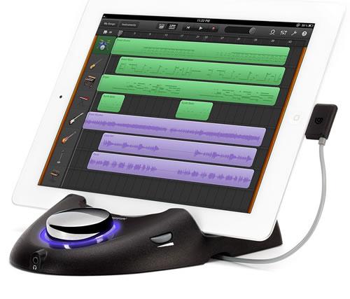 StudioConnect Audio iOS Interface