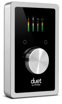 Apogee Duet Audio Interface for iPad