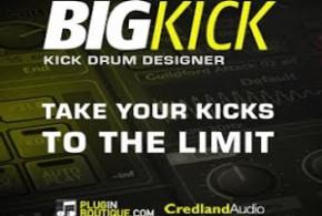 Review: BigKick Virtual Drum Instrument by Rafael