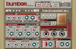 Free Download BumBer Deluxe VST Synthesizer