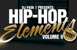 Free Hip Hop DJ Pain 1 Samples and Loops