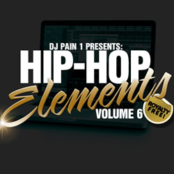 Free: Hip-Hop Elements 6 Sample Pack by DJ Pain1