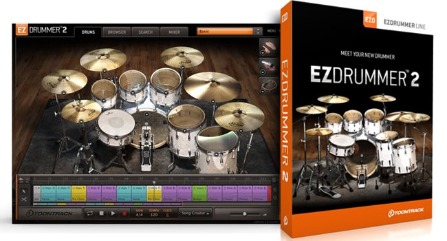 EZDrummer 2 Full Version