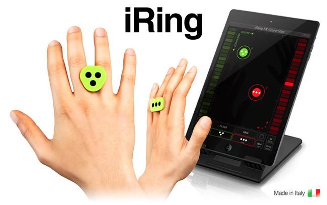 iRing by IK Multimedia