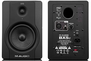 M-Audio BX5 D2 Monitor Speakers