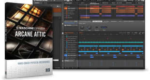 Arcane Attic Expansion for Maschine