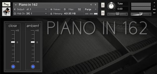 Free Piano Kontakt Library