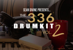 Sean Devine 336 Drum Kit Vol 2