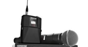 Shure QLX-D Digital Wireless System