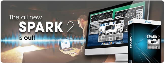 Spark 2 Drum Machine Software