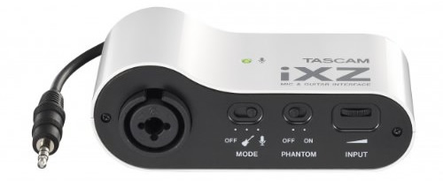 Tascam iXZ iPad Audio Interface