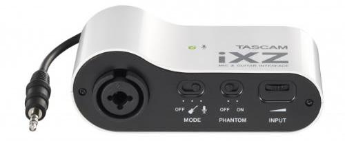 Tascam iXZ iPad Audio Interface