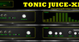 VST Effect Plugin by SonicXTC