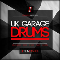 uk garage drums sample pack by zenhiser