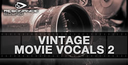 Vintage Movie Vocals 2 Samples