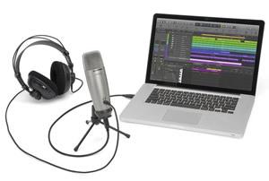 Samson Condenser Microphones