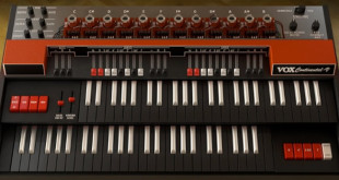 Arturia Vox Continental V VST Synthesizer