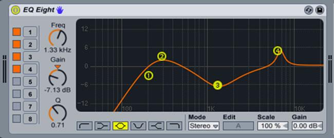 Ableton Mixing EQ Tutorials