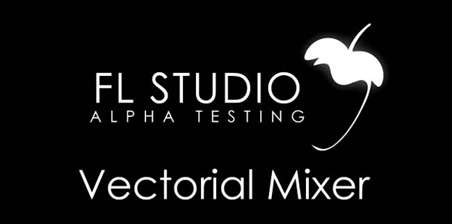 FL Studio 12 Vectorial Mixer