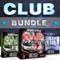 Club Bundle – 5 Hip Hop Sample Packs by Hex Loops