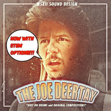 Joe Deertay Sample Pack