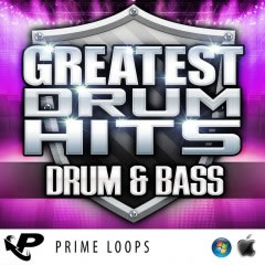 Prime Loops Drum and Bass Kit