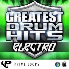 Prime Loops Electro Drum Kits