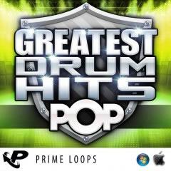 Prime Loops POP Drum Kits