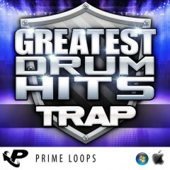 Prime Loops Trap Drum Kits