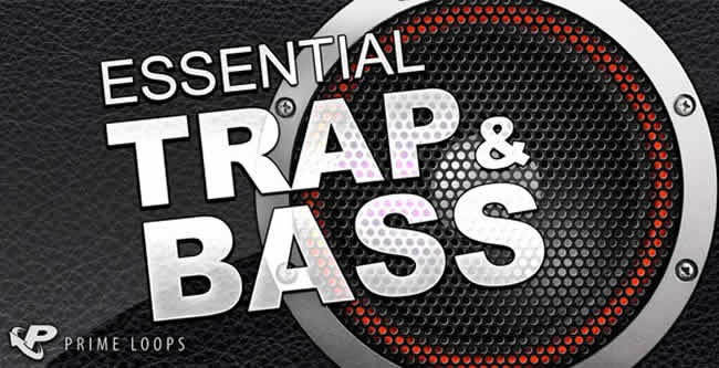 Prime Loops Essential Trap Bass Samples