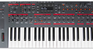 Pro 2 Hardware Synthesizer by Dave Smith