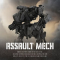 Assault Mech – Robotic War Unit SFX by Bluezone Corporation