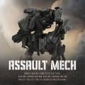 Assault Mech – Robotic War Unit SFX by Bluezone Corporation