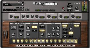 String Studio VST Plugin